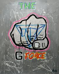 THE G FORCE - serie G comme GERONIMI (2014)